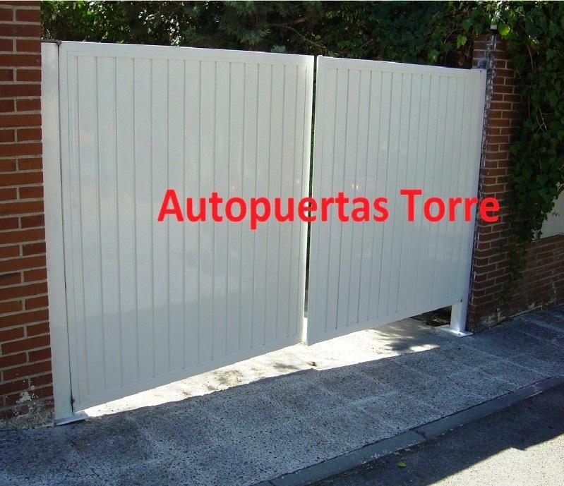 Cancelas collado villalba - Motores para puertas de garaje abatibles ...