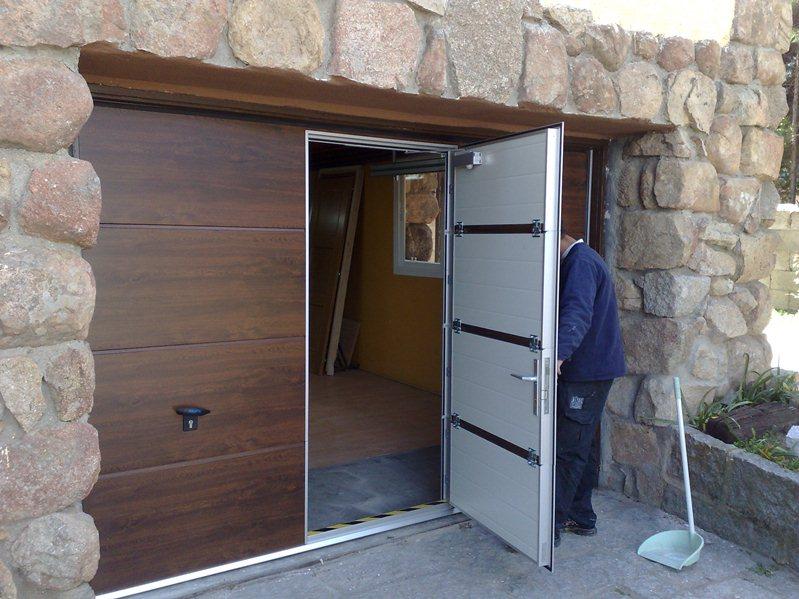 Puertas seccionales cadiz - Puertas abatibles garaje ...